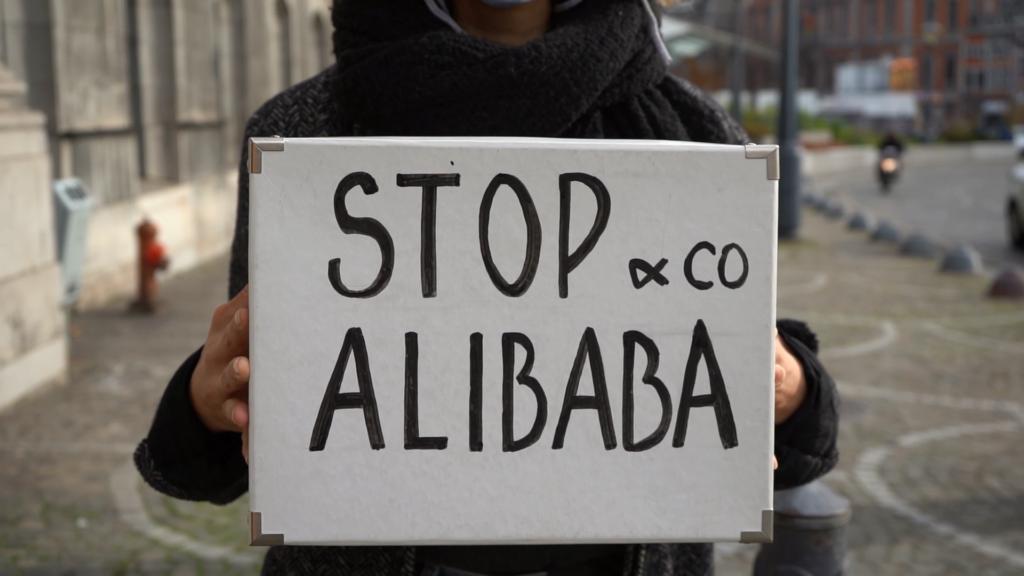 Boite Stop Alibaba