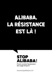 Affiche La résistance est là
