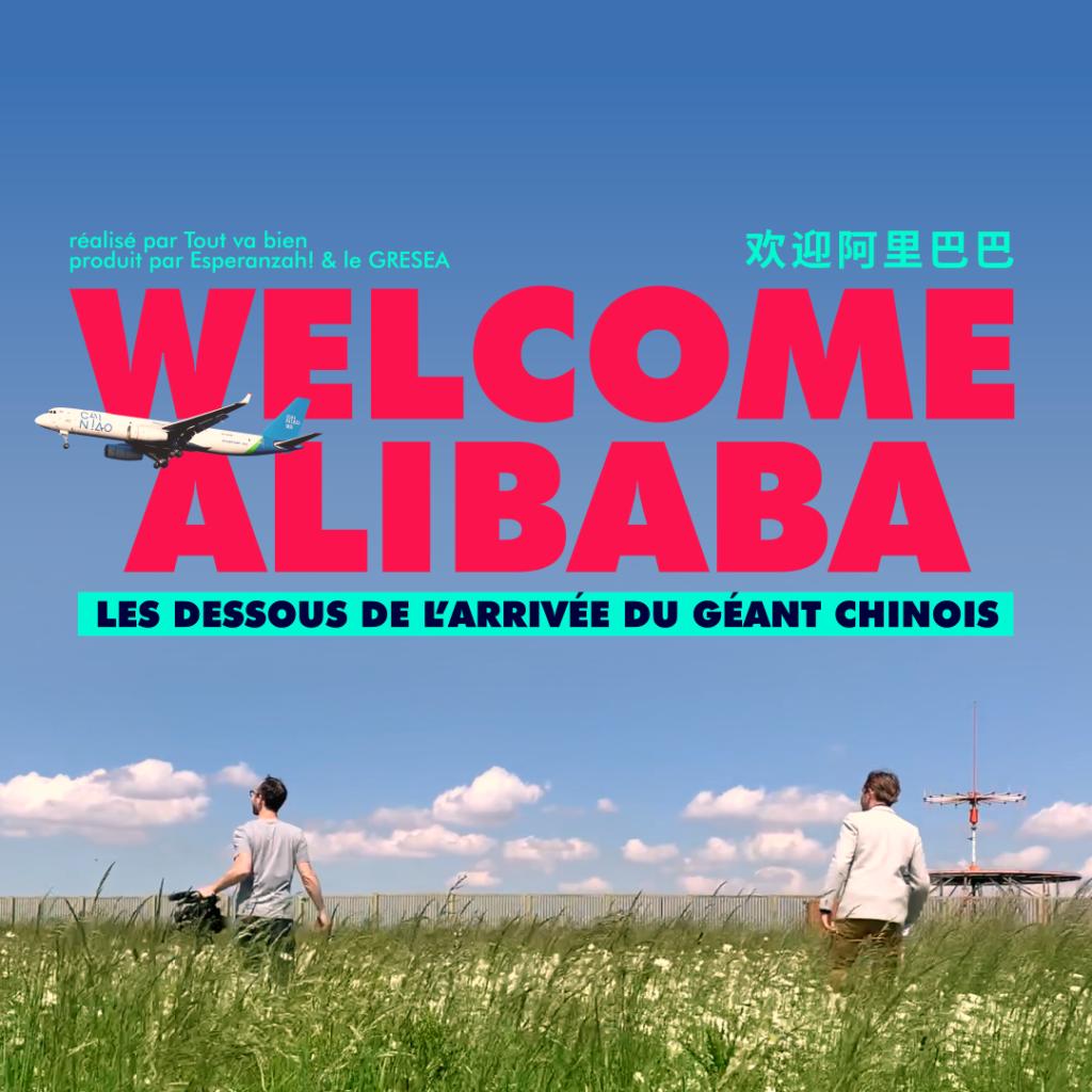 Affiche du film Welcome Alibaba