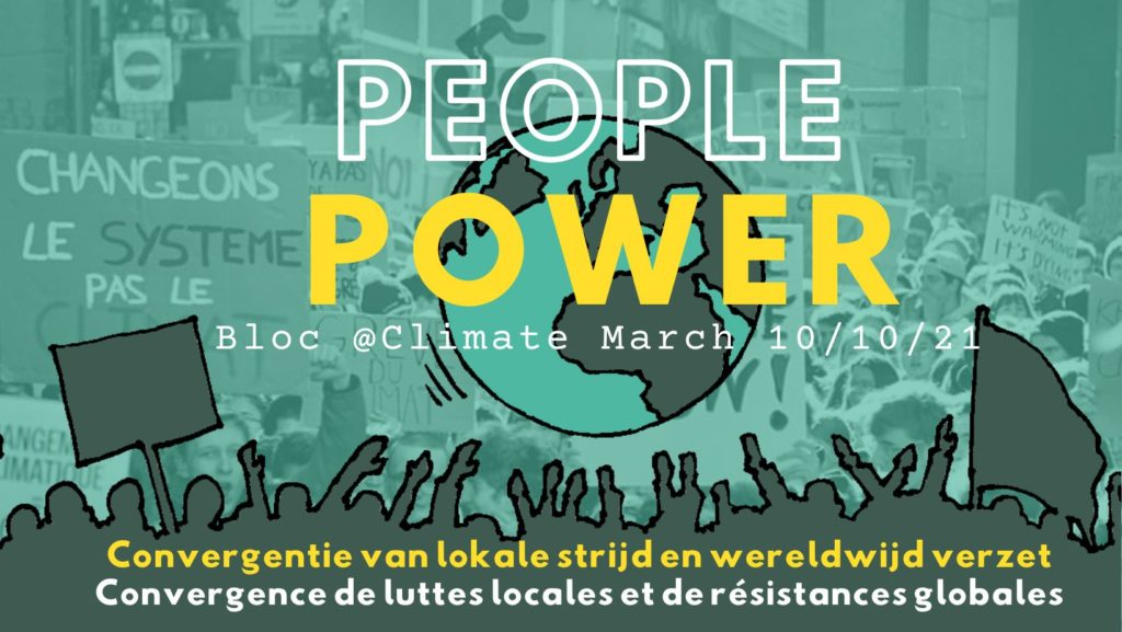 People power bloc Back to the Climate